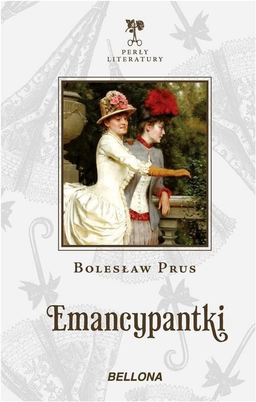 okładka Emancypantkiksiążka |  | Bolesław Prus