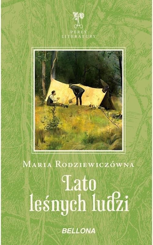 okładka Lato leśnych ludziksiążka |  | Maria Rodziewiczówna