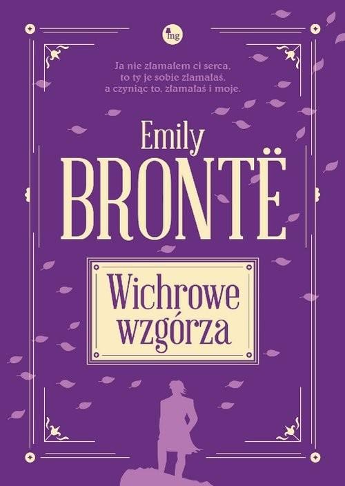 okładka Wichrowe Wzgórzaksiążka      Emily Brontë