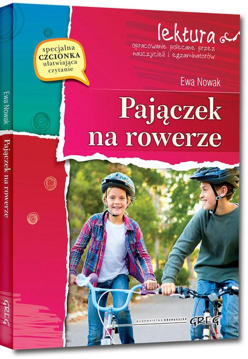 okładka Pajączek na rowerzeksiążka |  | Ewa Nowak