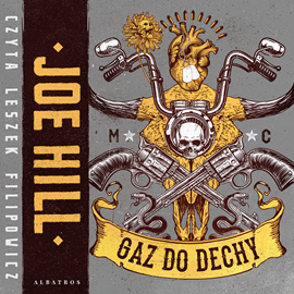 okładka Gaz do dechyaudiobook   MP3   Joe Hill