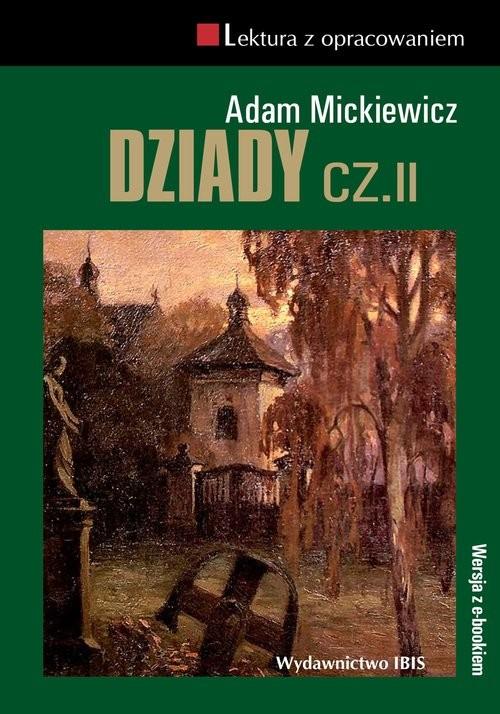 okładka Dziady Część 2książka |  | Adam Mickiewicz
