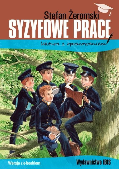 okładka Syzyfowe praceksiążka      Stefan Żeromski