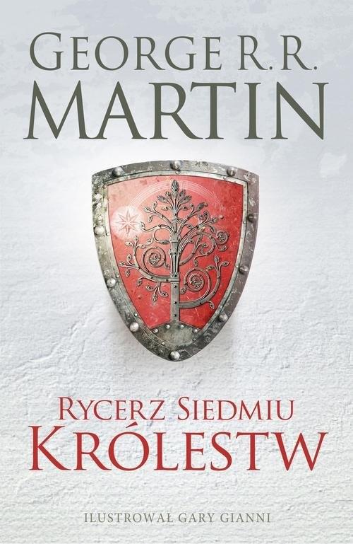 okładka Rycerz Siedmiu Królestw Wydanie ilustrowaneksiążka |  | George R.R. Martin