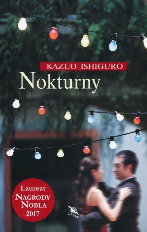 okładka Nokturnyksiążka |  | Kazuo Ishiguro