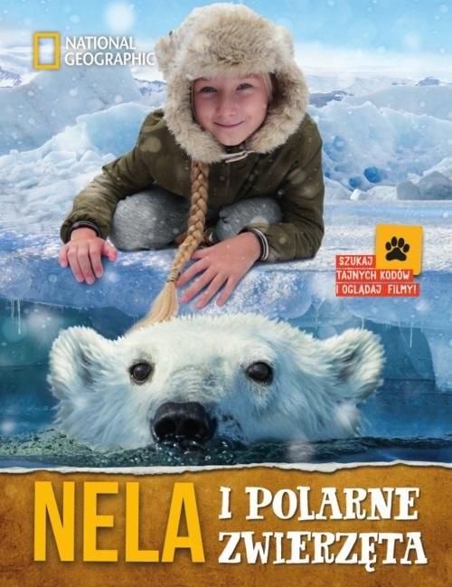 okładka Nela i polarne zwierzętaksiążka     