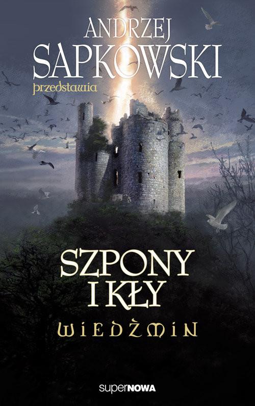 okładka Wiedźmin Szpony i kłyksiążka |  | Praca Zbiorowa