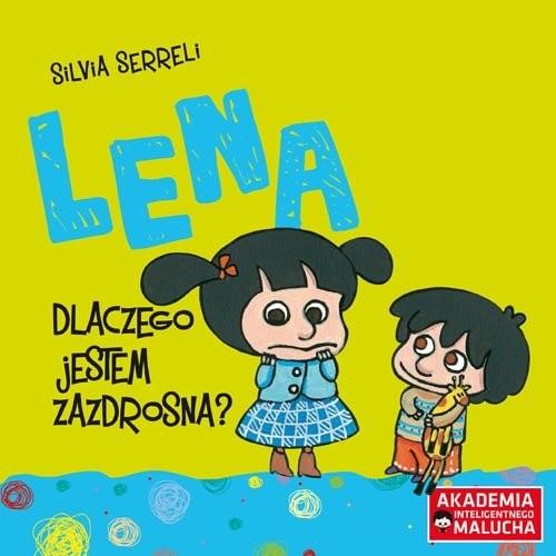 okładka Lena Dlaczego jestem zazdrosnaksiążka |  |