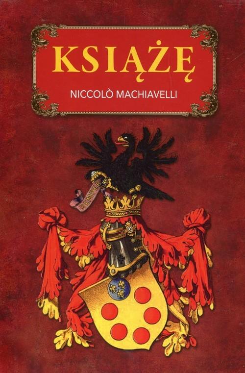 okładka Książęksiążka      Niccolò  Machiavelli