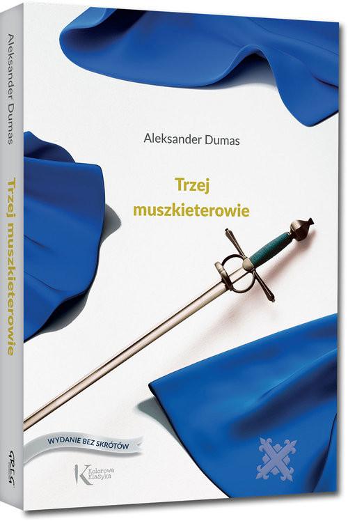 okładka Trzej muszkieterowieksiążka |  | Aleksander  Dumas