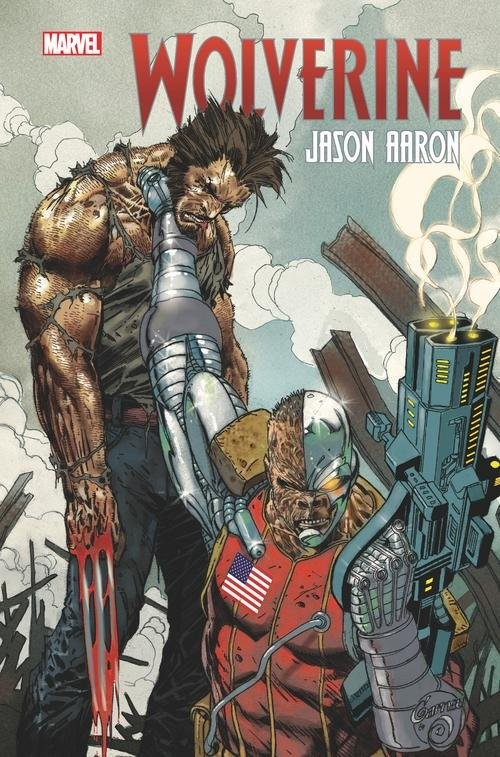 okładka Wolverine Tom 2książka |  | Aaron Jason, Jock ., Esad Ribic, Yanick Paquette, C.P. Smith, Ron Garney, Davide Gianfelice