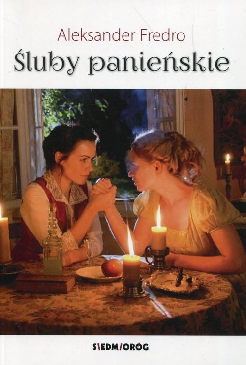 okładka Śluby panieńskieksiążka      Aleksander Fredro