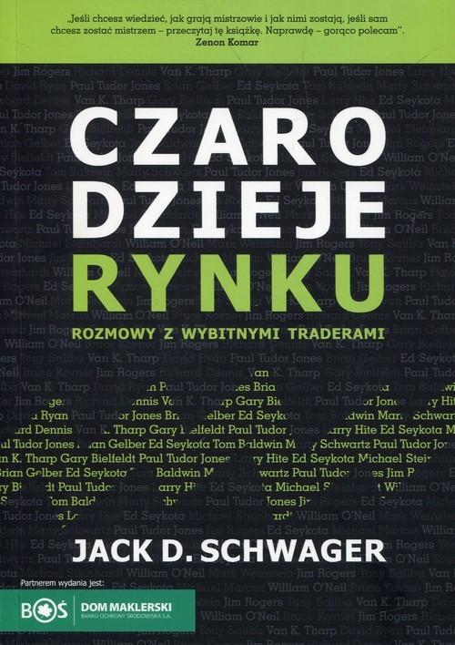 okładka Czarodzieje rynku Rozmowy z wybitnymi traderamiksiążka |  | Jack D. Schwager