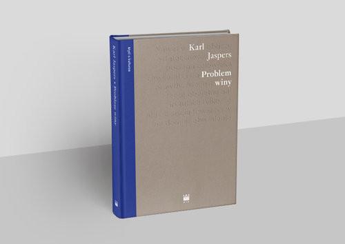 okładka Problem winy O politycznej odpowiedzialności Niemiecksiążka      Karl Jaspers