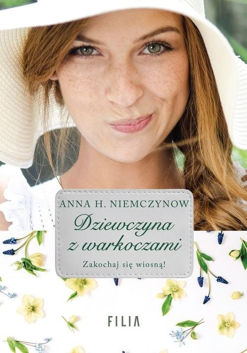 okładka Dziewczyna z warkoczami Zakochaj się wiosną!książka |  | Anna H. Niemczynow