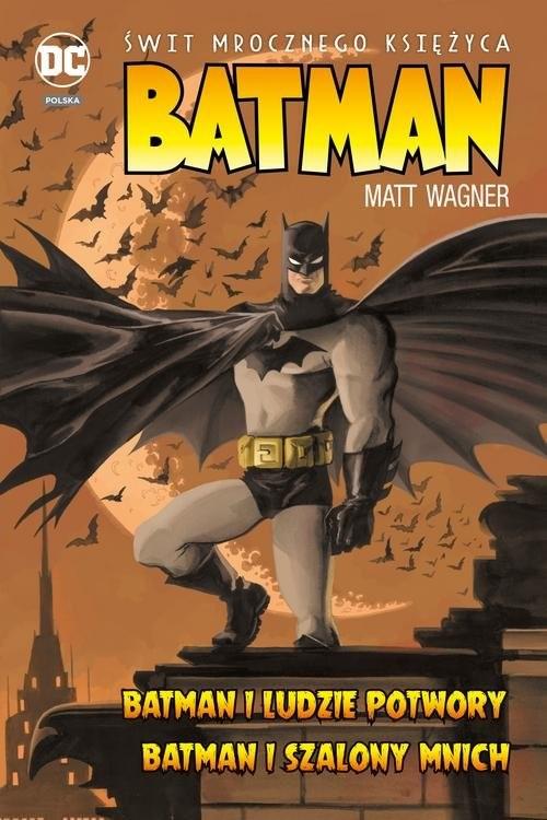 okładka Batman Świt mrocznego Księżycaksiążka |  | Matt Wagner, Matt Wagner