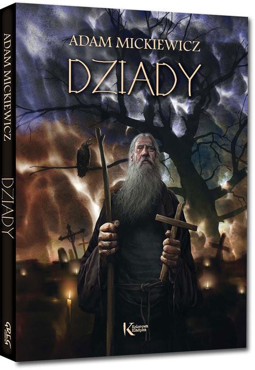 okładka Dziadyksiążka |  | Adam Mickiewicz