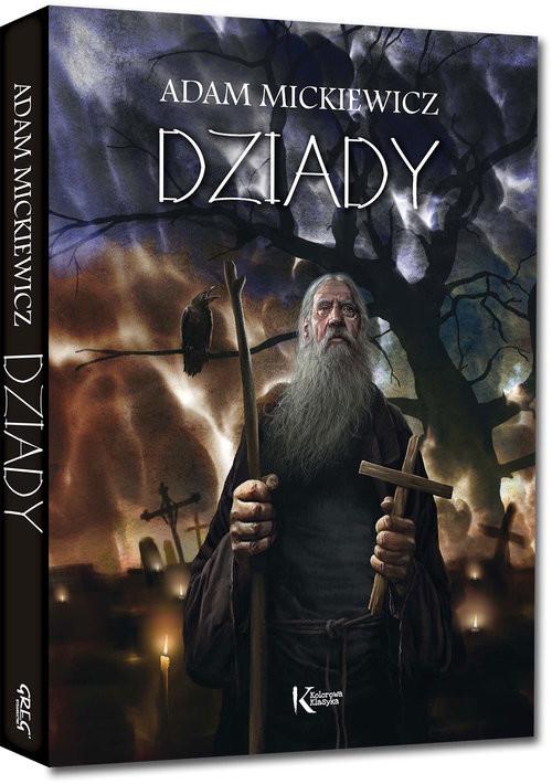 okładka Dziadyksiążka      Adam Mickiewicz