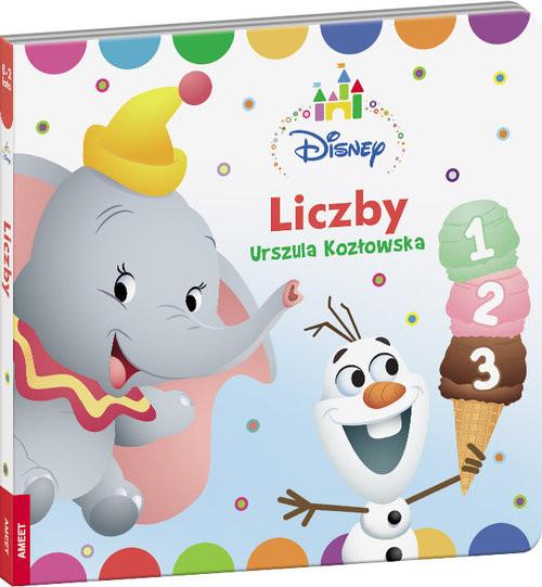okładka Disney Maluch Liczby DBN-7książka |  | Urszula Kozłowska