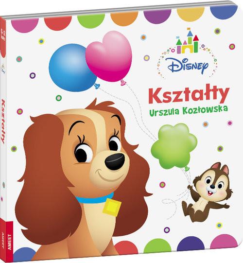 okładka Disney Maluch Kształty DBN-8książka |  | Urszula Kozłowska