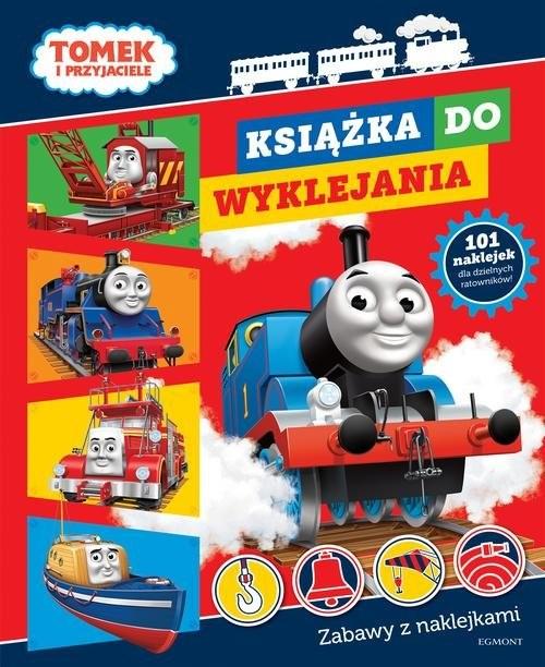 okładka Tomek i przyjaciele Książka do wyklejaniaksiążka |  | Opracowanie zbiorowe