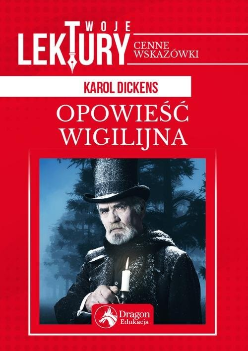okładka Opowieść wigilijnaksiążka |  | Charles Dickens
