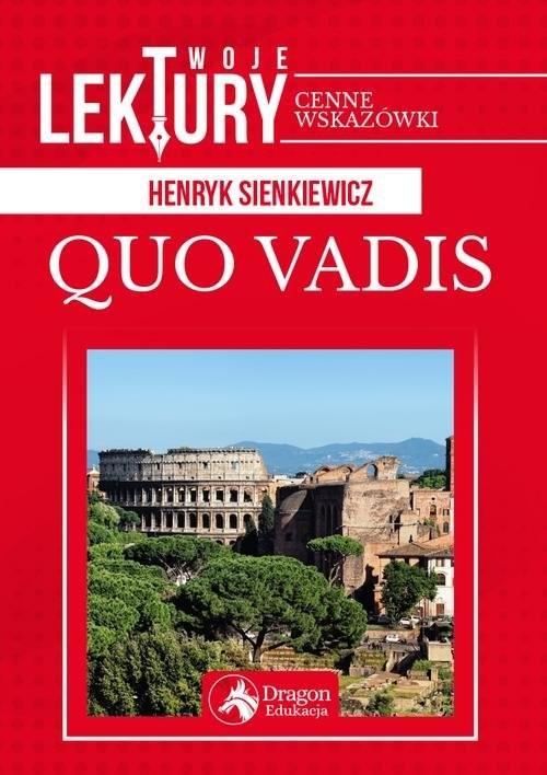 okładka Quo vadisksiążka |  | Henryk Sienkiewicz