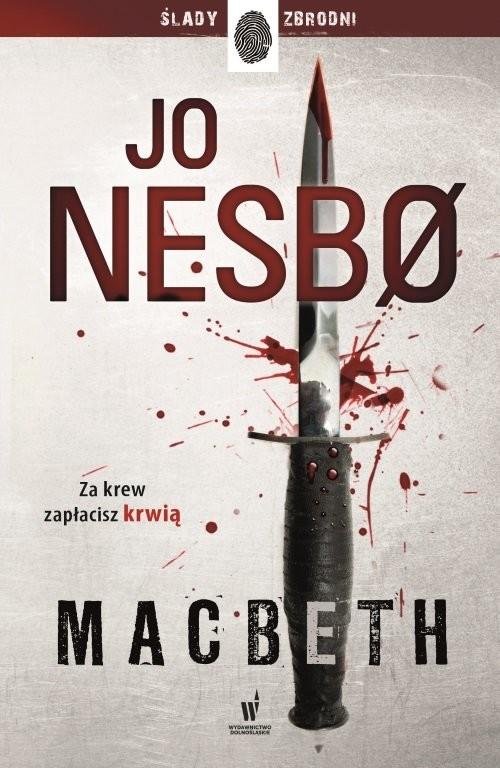 okładka Macbethksiążka      Jo Nesbø