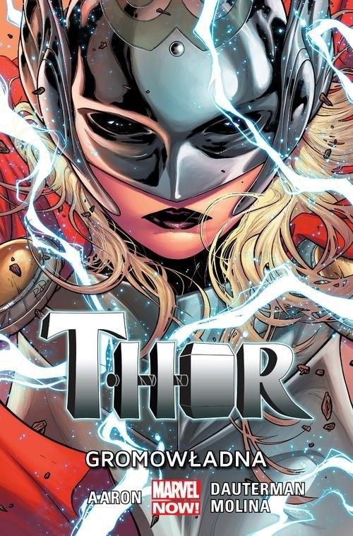 okładka Thor T.1 Gromowładnaksiążka |  | Aaron Jason