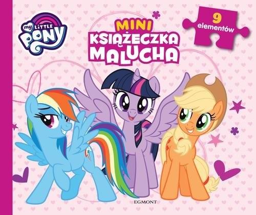 okładka My Little Pony Miniksiążeczka maluchaksiążka |  | Opracowanie zbiorowe