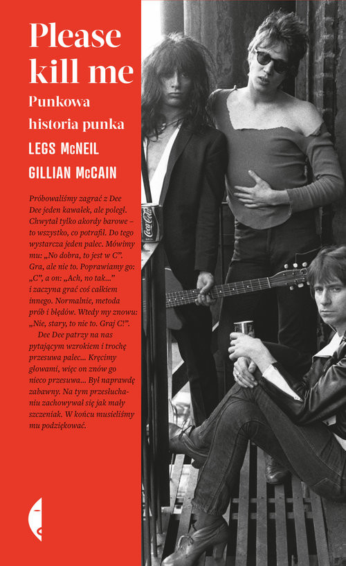 okładka Please kill me Punkowa historia punkaksiążka |  | Gillian McCain, Legs McNeil
