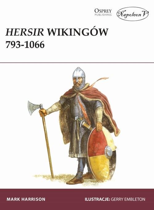 okładka Hersir wikingów 793-1066książka      Harrison Mark