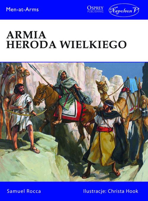 okładka Armia Heroda Wielkiegoksiążka |  | Rocca Samuel