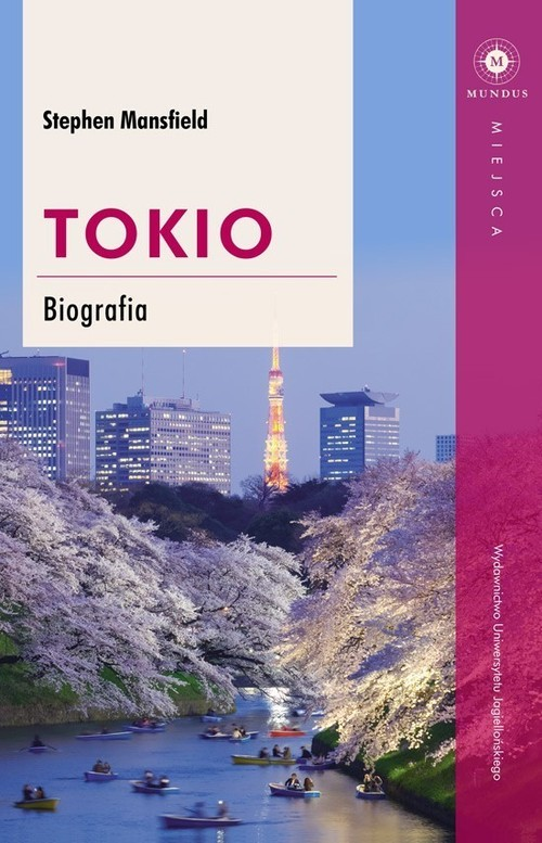 okładka Tokio Biografiaksiążka |  | Mansfield Stephen