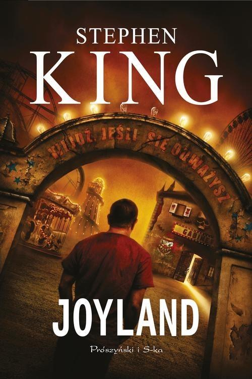 okładka Joylandksiążka      Stephen King