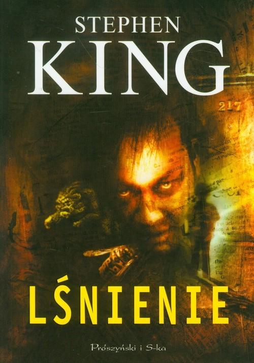okładka Lśnienieksiążka      Stephen King