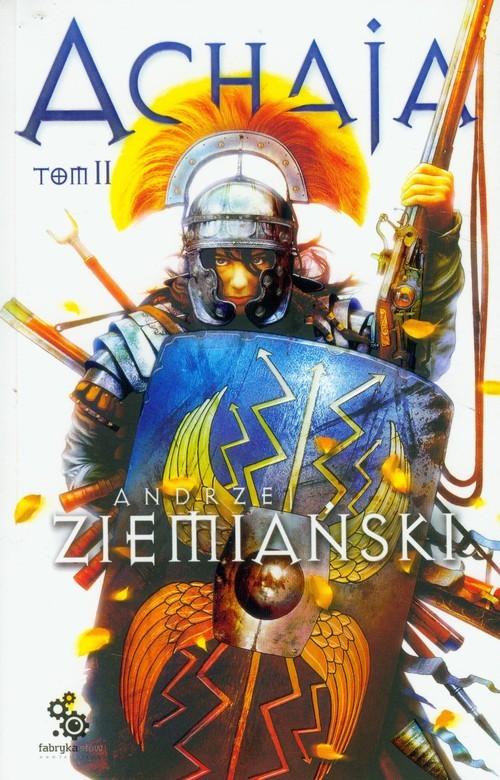 okładka Achaja. Tom 2książka |  | Andrzej Ziemiański