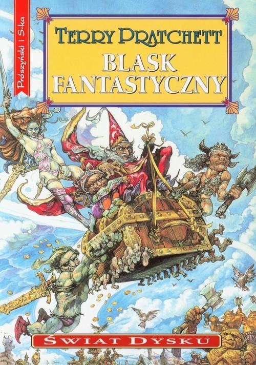 okładka Blask fantastyczny. Świat dyskuksiążka |  | Terry Pratchett
