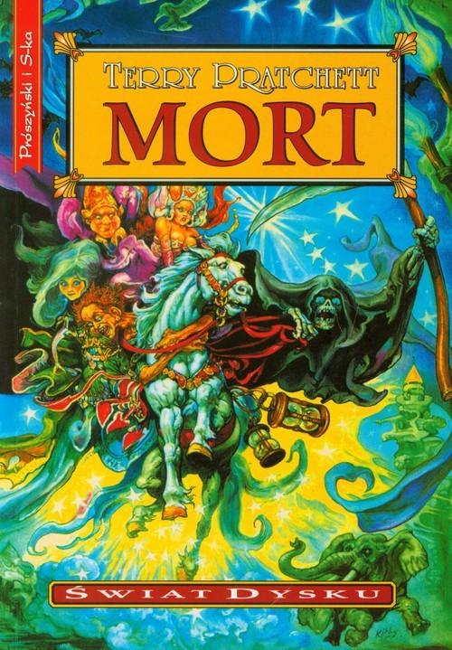okładka Mortksiążka |  | Terry Pratchett