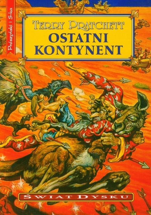 okładka Ostatni kontynentksiążka |  | Terry Pratchett