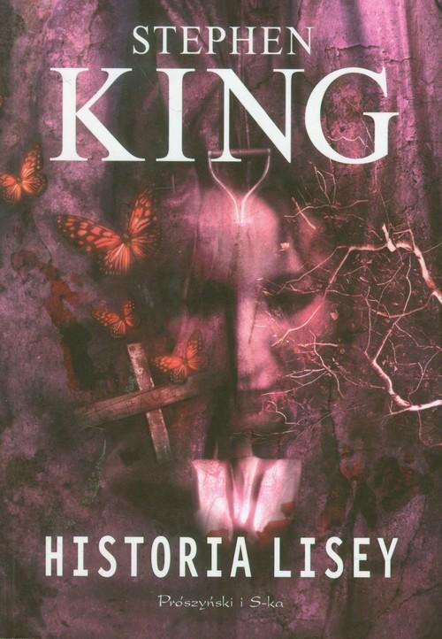 okładka Historia Liseyksiążka |  | Stephen King