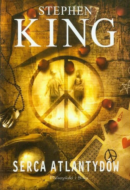 okładka Serca Atlantydówksiążka |  | Stephen King