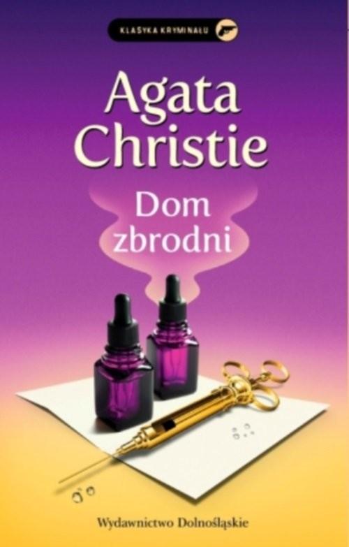 okładka Dom zbrodniksiążka |  | Agata Christie
