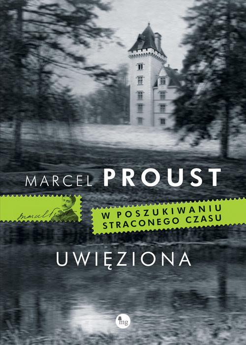 okładka Uwięzionaksiążka      Marcel Proust