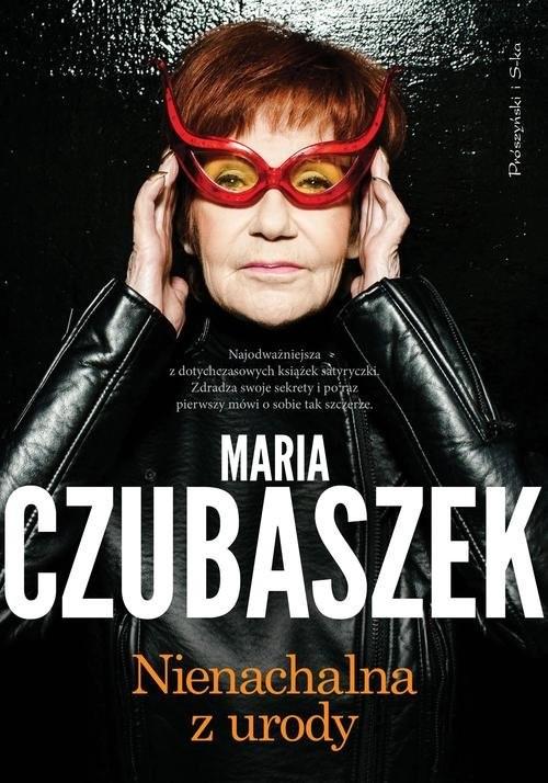 okładka Nienachalna z urodyksiążka      Maria Czubaszek