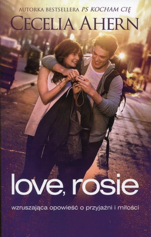 okładka Love, Rosieksiążka |  | Cecelia Ahern
