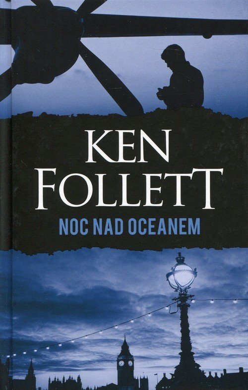 okładka Noc nad oceanemksiążka |  | Ken Follett