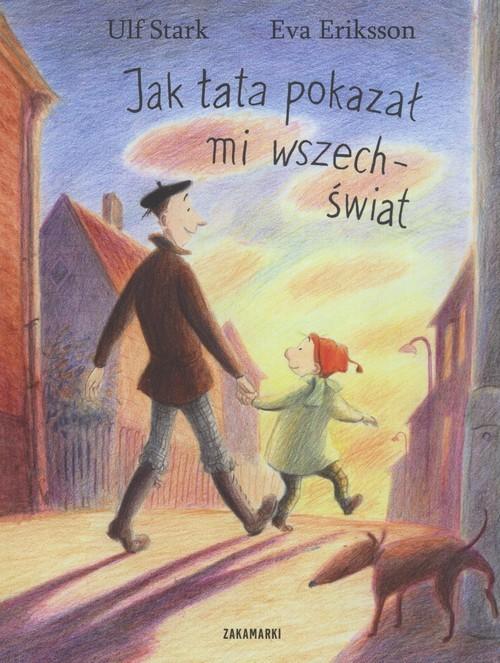 okładka Jak tata pokazał mi wszechświatksiążka |  | Stark Ulf