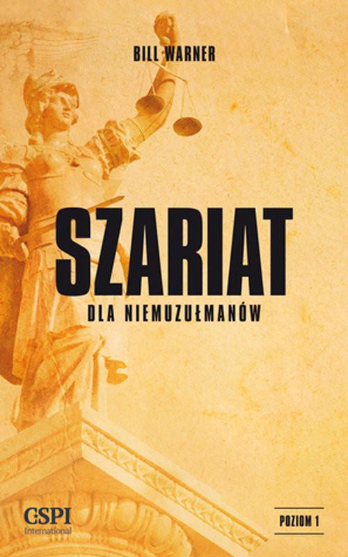 okładka Szariat dla niemuzułmanówksiążka      Warner Bill