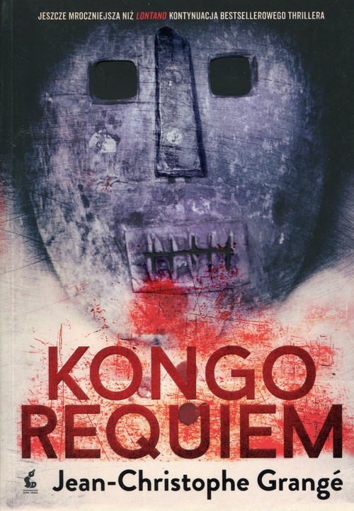 okładka Kongo requiemksiążka      Jean-Christophe Grange